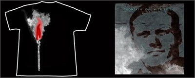 Crowpath - One With Filth Tshirt & Cd Preorder Package