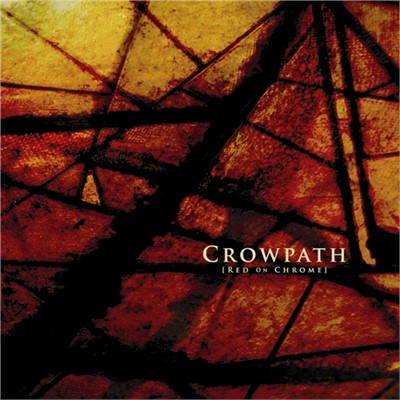Crowpath - Red On Chrome Lp - Ltd Edition Vinyl
