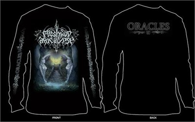 "Fleshgod Apocalypse - ""Oracles"" Long Sleeve Tshirt"