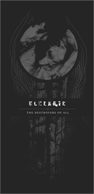 Ulcerate - The Destroyers Of All Tshirt (Grey/White)