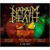 Napalm Death - Inside The Torn Apart / Words From The Exit Wound / Breed To Breathe (3Cd)