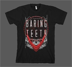Baring Teeth - Short Sleeve Tshirt