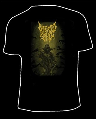 Defeated Sanity - Passages Into Deformity Short Sleeve Tshirt