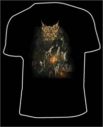 "Defeated Sanity - ""Chapters Of Repugnance"" Short Sleeve Tshirt"