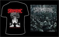 Saprogenic - Expanding Toward Collapsed Lungs Cd + Tshirt Preorder