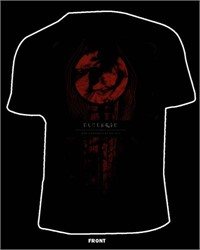 Ulcerate - The Destroyers Of All Tshirt (Black/Red)