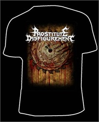 Prostitute Disfigurement - From Crotch To Crown Short Sleeve Tshirt