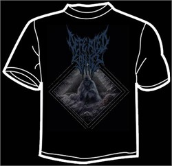 "Defeated Sanity - ""Disposal Of The Dead"" Shortsleeve Tshirt"