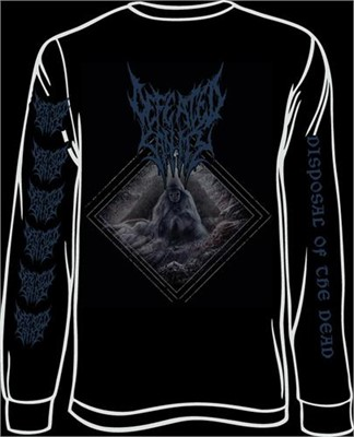 "Defeated Sanity - ""Disposal Of The Dead"" Longsleeve Tshirt"