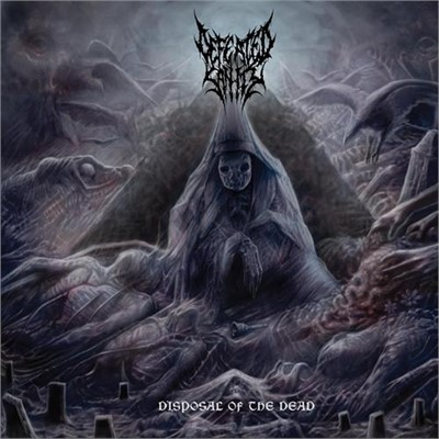 Defeated Sanity - Disposal Of The Dead // Dharmata