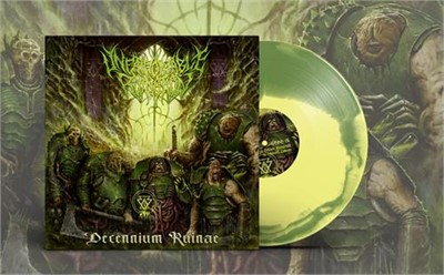 Unfathomable Ruination - Enraged And Unbound Lp